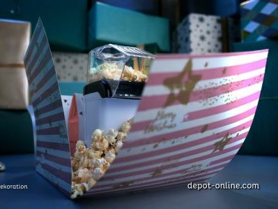 "Depot ""Popcorn Machine"""