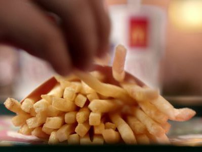 "Mc Donald's ""Mc Patates"""