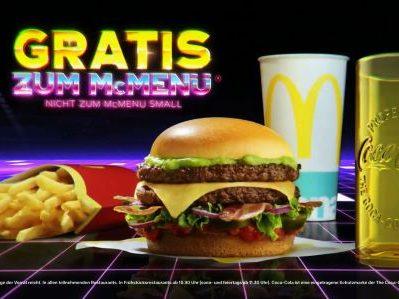 """McDonald's """"Coca-Cola Gläser"""""""